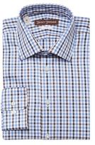 Hickey Freeman Barrel Classic Fit Dress Shirt