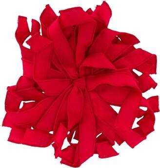 Piccola Ludo Floral Ribbon Brooch