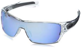 Oakley Men's Turbine Rotor Rectangular Sunglasses