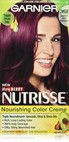 Garnier Nutrisse Nourishing Hair Color Creme, (Packaging May Vary)