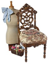Toscano Victorian Side Chair Design