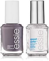 Essie Speed.Setter Top Coat & Nail Polish Kit
