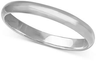 Giani Bernini Polished Band in Sterling Silver