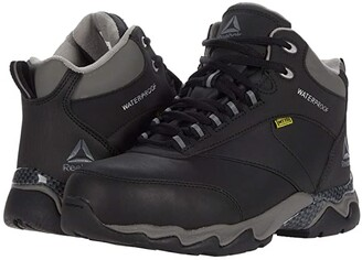 Reebok Work Beamer (Black) Women's Work Boots