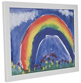 "RAS Kids Art Frame 9x12"" - White"