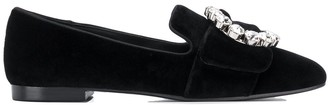 Dolce & Gabbana buckle detail loafers