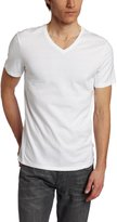 Calvin Klein Men's Slim-Fit Short Sleeve V-Neck T-Shirt