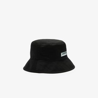 Lacoste Men's SPORT Cotton Sunhat With Badge