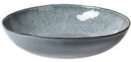 Nordic Broste Copenhagen Sea Salad Bowl - Blue