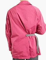 Kolor Pink Belted Utility Jacket