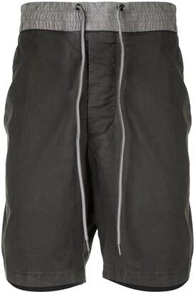 James Perse Lightweight Drawstring Waist Shorts