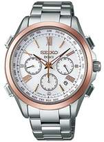 Dolce & Gabbana SEIKO DOLCE Men's Watch Dolce & Exceline 35 Anniversary Limited 280 model solar radio fix sapphire glass 10 ATM water resistant SADA034