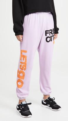 Freecity Lets Go Sweatpants