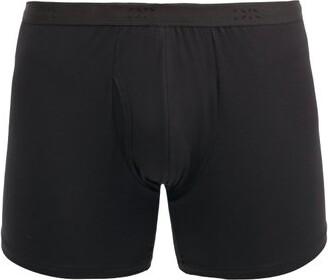 Derek Rose Alex Longline Jersey Boxer Briefs - Black