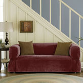 JCPenney Maytex Mills Maytex Smart Cover Stretch Suede 1-pc. Sofa Slipcover