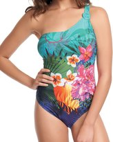 Fantasie Dominica Asymmetric Swimsuit
