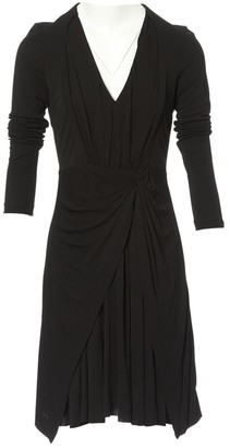 Marios Schwab Black Viscose Dresses