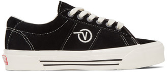 Vans Black OG Sid LX Sneakers