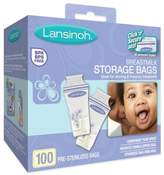 Lansinoh 100-Count Breastmilk Storage Bags