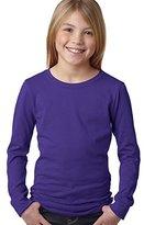 Next Level Apparel Girl's Princess Long-Sleeve T-Shirt, Rush