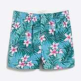J.Crew Factory Jungle fern boxers