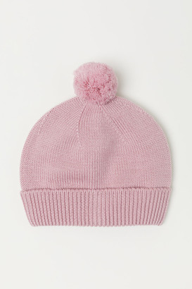 H&M Knitted wool hat
