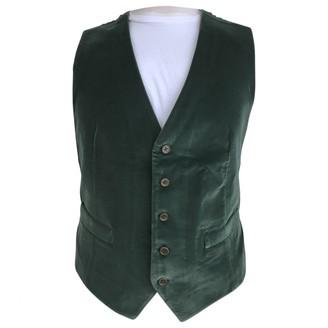 Loewe Green Velvet Jackets