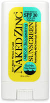 The Naked Bee Naked Zinc Broad Spectrum SPF 30 SunStick by .56oz Sunscreen)