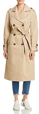 Vero Moda Hamborg Long Trench Coat