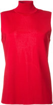 Dion Lee loop back knitted tank - women - Nylon/Viscose - 6