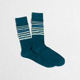 J.Crew Factory Mixed-stripe socks