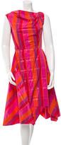 Vivienne Westwood Striped A-Line Dress