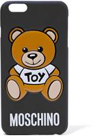 Moschino Silicone Iphone 6 Plus Case - Black