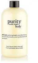 philosophy Purity Made Simple For Body