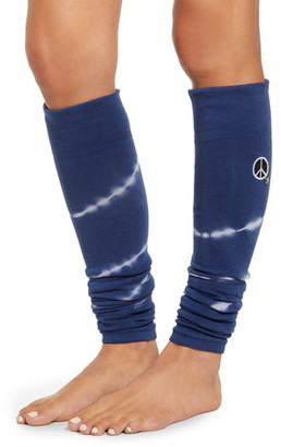 Toesox Jojo Cosmic Organic Cotton Blend Leg Warmers
