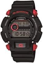 Casio Men's G-Shock Black with Red Detail Digital Sports Watch