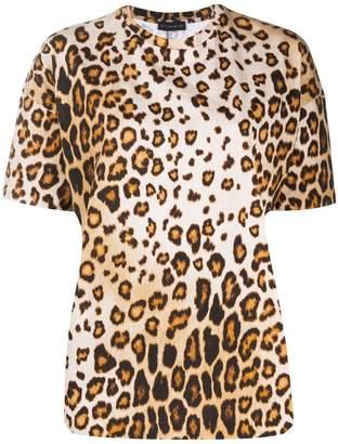 Etro leopard-print T-shirt