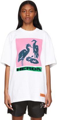 Heron Preston Off-White Nightshift T-Shirt