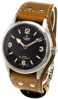 Tudor 'Heritage Ranger' analog watch