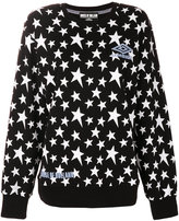 House of Holland star print sweatshirt