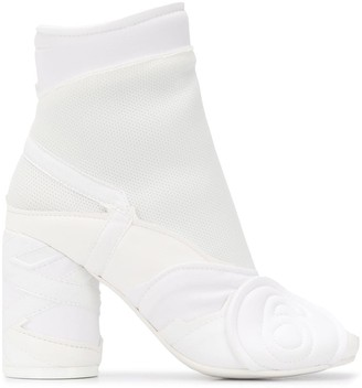 MM6 MAISON MARGIELA Padded Ankle Boots
