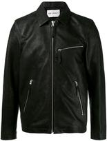 Our Legacy Ton Up leather jacket