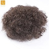 HAOFAY Hair Bun Updo Hairpiece Hair Ribbon Ponytail Extensions Hair Extensions Afro Kinky Curly Messy Hair Bun Extensions Donut Hair Chignons Hair Piece Wig (2)