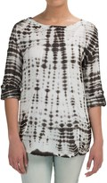 XCVI Abraham Shirt - Rayon, 3/4 Sleeve (For Women)