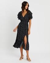 MinkPink Abigail Midi Dress