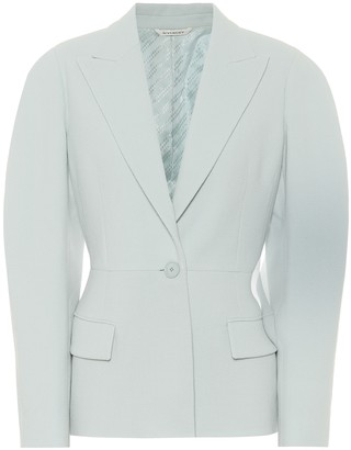 Givenchy Single-button wool blazer