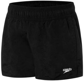 Speedo Girls Solid Leisure Board Shorts