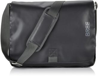 Bree Punch Shoulder Bag - Black