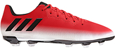 adidas Children's Messi 16.3 FG Football Boots, Red/White