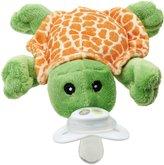 Nookums Paci-Plushies Shakies - Turtle Rattle